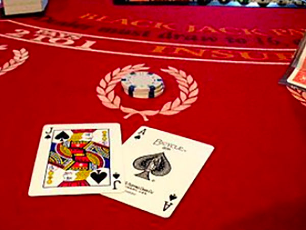 Aggressive Blackjack Strategy